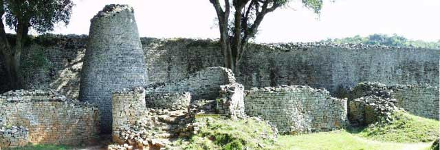 Ruins of Great Zimbabwe
